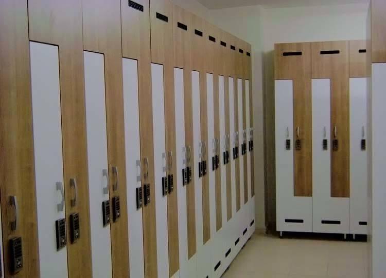 Soyunma Odası Tasarım Örnekleri